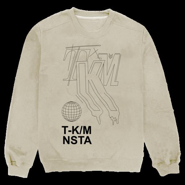 Tkm creamcrewneck 1