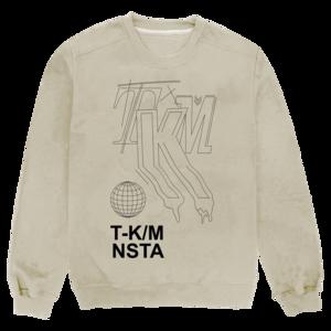 TKM (Cream) Crewneck thumb