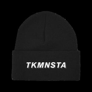TKMNSTA (Black) Beanie thumb