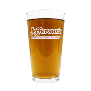 Logo Pint Glass thumb