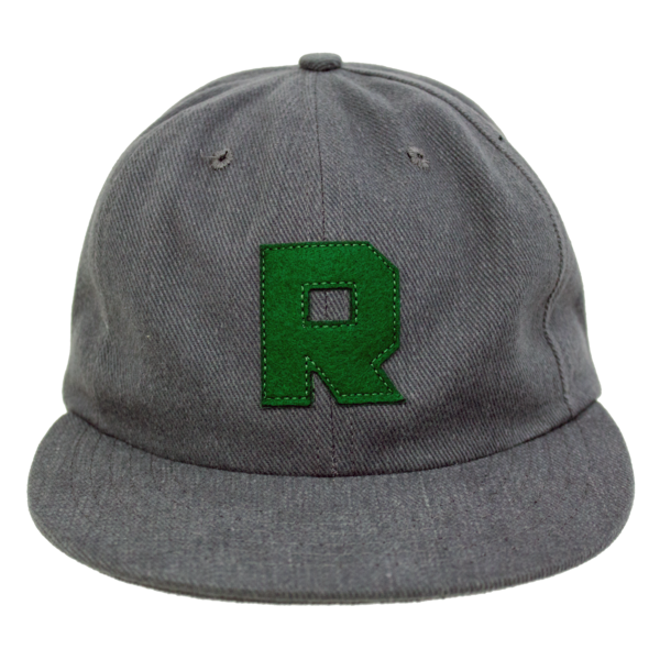 Greenr hat front