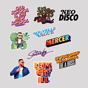 10-Sticker Pack thumb