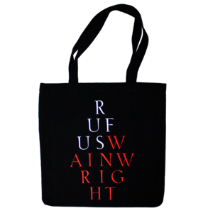 All These Poses Tote Bag (Black) thumb