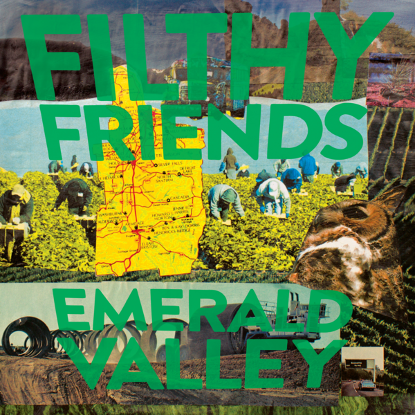 Filthy Friends: Emerald Valley CD | LP | DIGI | Kill Rock Stars