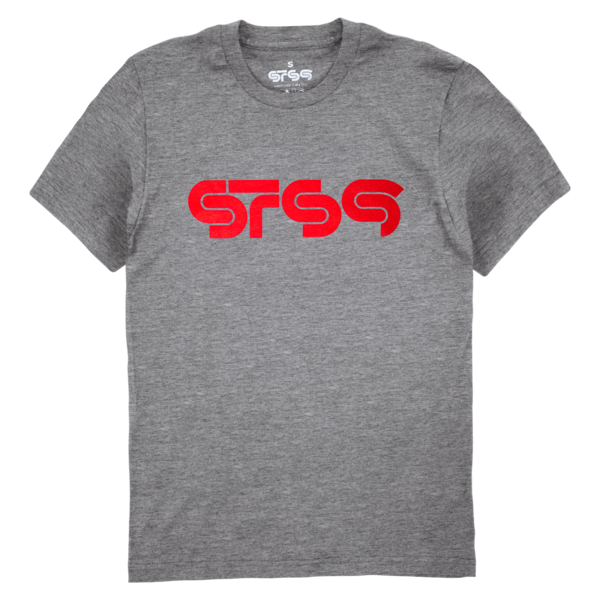 Sts9 redlogo front