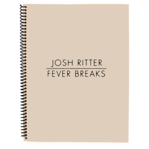 [PRE-ORDER] Fever Breaks Songbook + Digital Album (Ships week of Apr. 26th, 2019) thumb