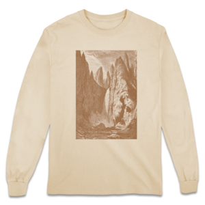 [PRE-ORDER] Lyric Longsleeve T-Shirt + Digital Album (Ships week of Apr. 26th, 2019) thumb