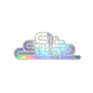Cloud9 Reflective Sticker thumb