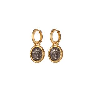 Hadrian Hoop Earrings thumb