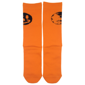 Punk Logo (Orange) Sock thumb