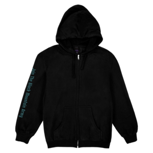 Black Mountain Army Zip Hoodie thumb