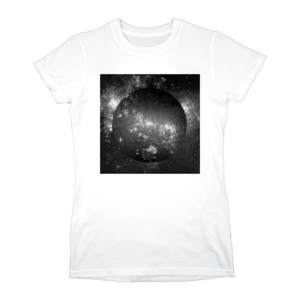 [PRE-ORDER] HB Galaxy Art Ladies Tee (Ships week of Apr. 5th, 2019) thumb