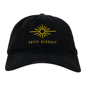 Black Dad Hat w/ Embroidered Sun Logo  thumb