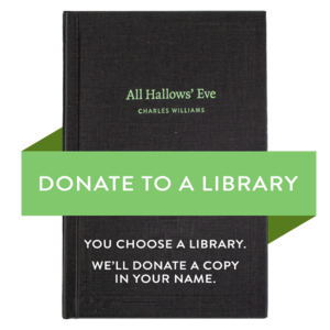 All Hallows' Eve - Library Donation thumb