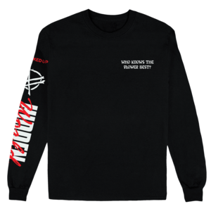 Hidden World Longsleeve Tee thumb