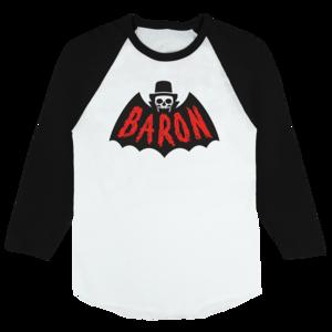 Baron Raglan thumb