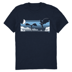 Talk the Thrones: Take Flight (Navy) Tee  thumb