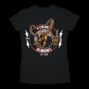 ALT 4CD Ladies T-Shirt thumb