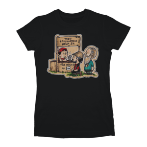 Peanuts Ladies T-Shirt thumb
