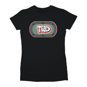 Poker Table Ladies T-Shirt thumb