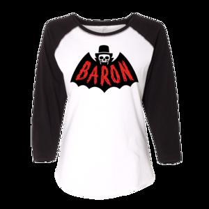 Baron Ladies Raglan thumb