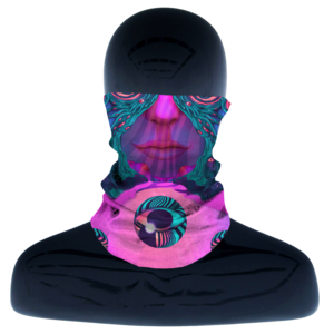 [PRE-ORDER] Beyond The Senses Face Shield (Ships week of Jun. 24th, 2019) thumb
