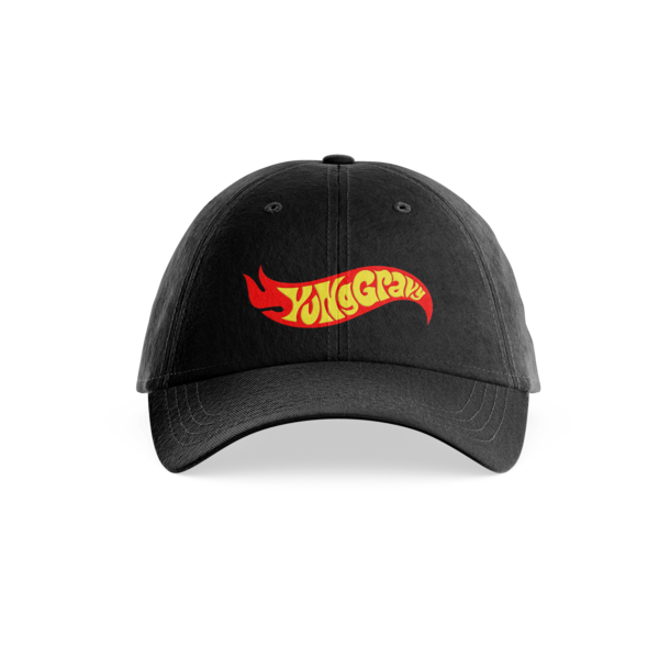 [PRE-ORDER] Gas Dad Hat (Black) (Ships week of Oct. 23rd, 2020) thumb