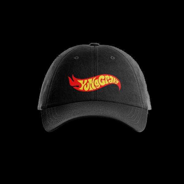 [PRE-ORDER] Gas Dad Hat (Black) + Gasanova Digital Album (Ships week of Oct. 23rd, 2020) thumb
