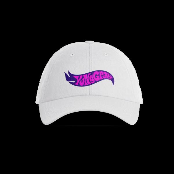 [PRE-ORDER] Gas Dad Hat (White) + Gasanova Digital Album (Ships week of Oct. 23rd, 2020) thumb