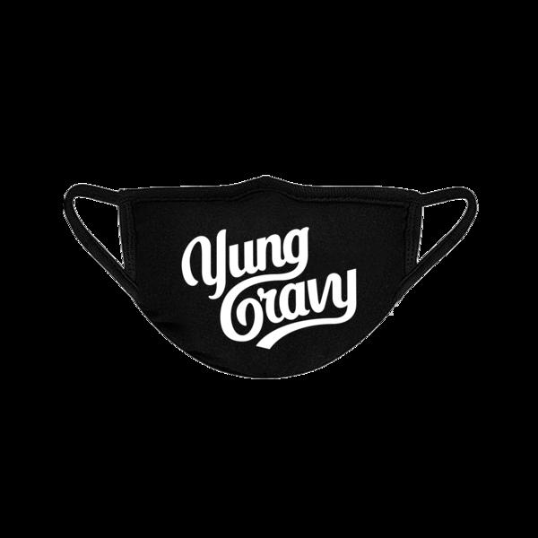 [PRE-ORDER] Gravy Mask (Ships week of Oct. 23rd, 2020) thumb
