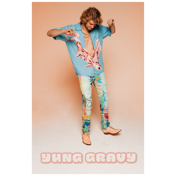 [PRE-ORDER] Gravy Dance Poster (Ships week of Oct. 9th, 2020) thumb