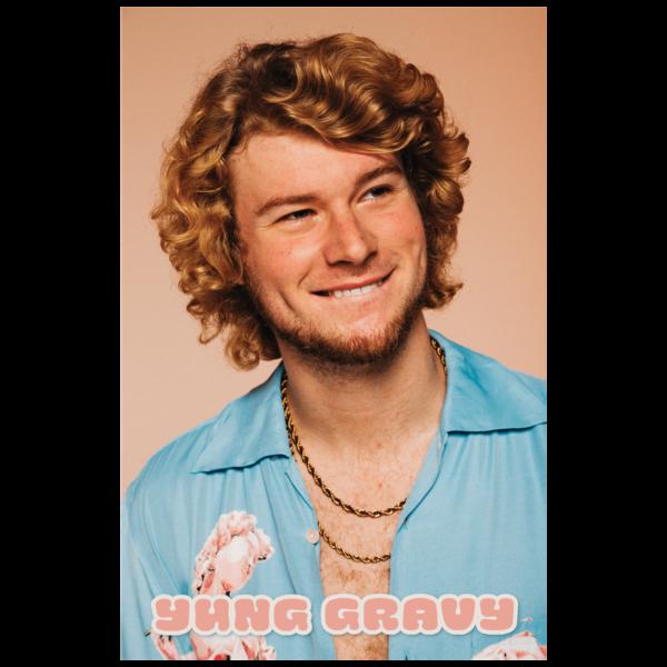 [PRE-ORDER] Gravy Smirkin' Poster + Gasanova Digital Album (Ships week of Oct. 9th, 2020) thumb