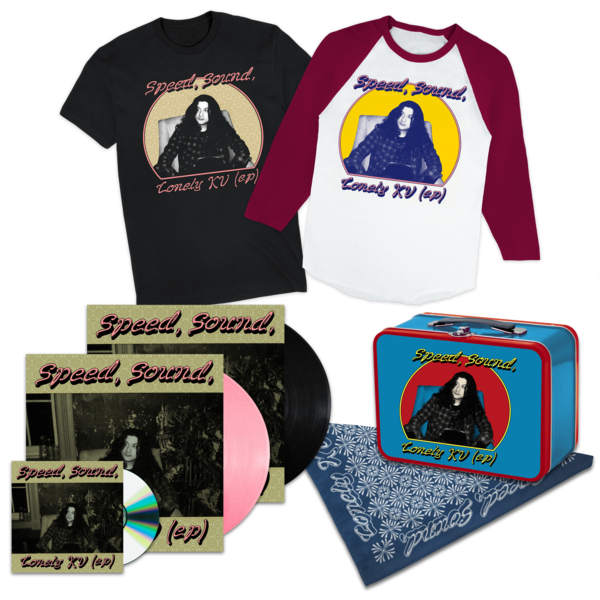 [PRE-ORDER] Speed, Sound, Lonely Bundle (Ships week of Jan. 15th, 2021) thumb