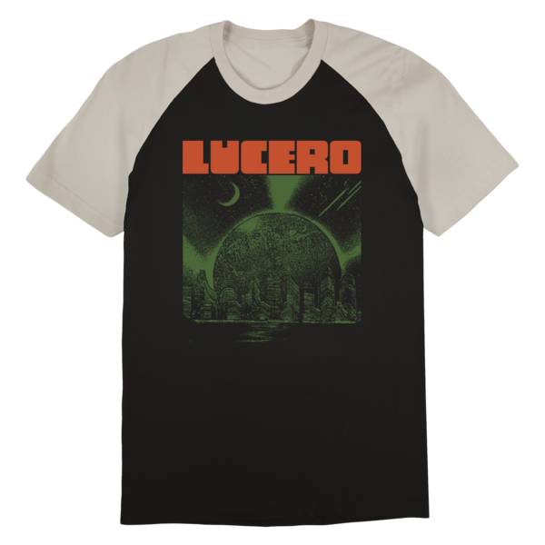 [PRE-ORDER] Lucero Short Sleeve Raglan (Ships week of Jan. 29th, 2021) thumb