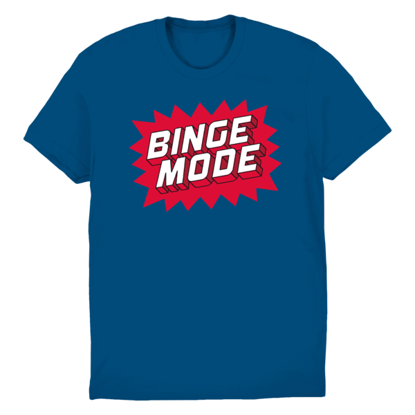 [PRE-ORDER] Binge Mode: Boy Scout Tee (Ships week of Nov. 20th, 2020) thumb