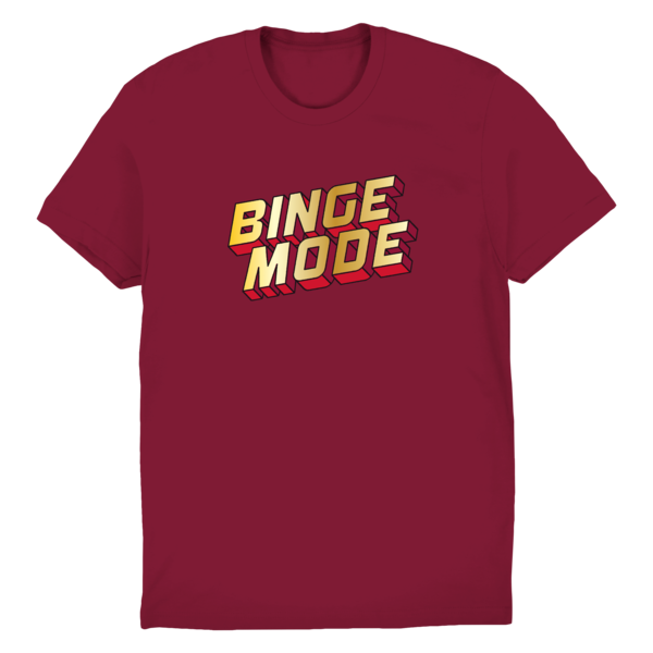 [PRE-ORDER] Binge Mode: Playboy Tee (Ships week of Nov. 20th, 2020) thumb