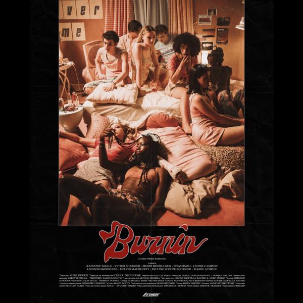 Burnin: Friends Scene Poster thumb