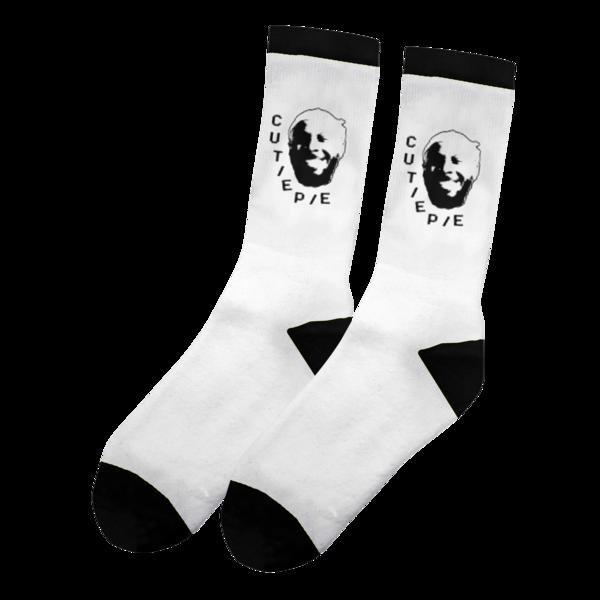 [PRE-ORDER] Cutie Pie Socks (Ships week of Jan. 15th, 2021) thumb