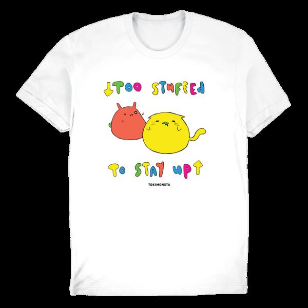 Too Stuffed Tee thumb