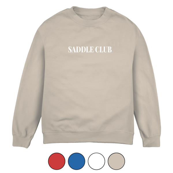 Saddle Club Crewneck thumb