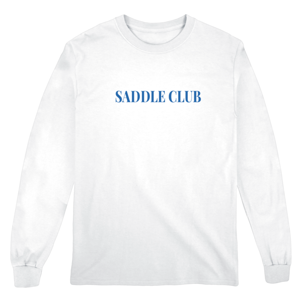 Saddle Club Longsleeve Tee thumb