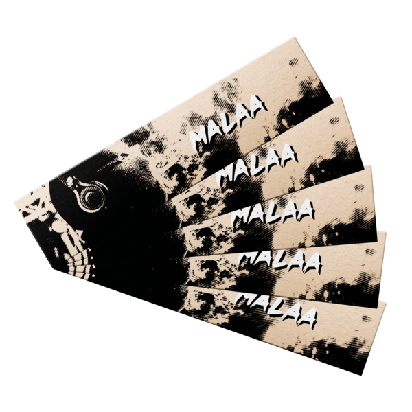 5 Pack of Malaa Rolling Papers thumb