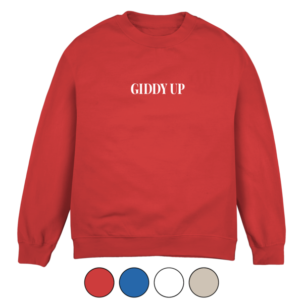 Giddy Up Crewneck thumb