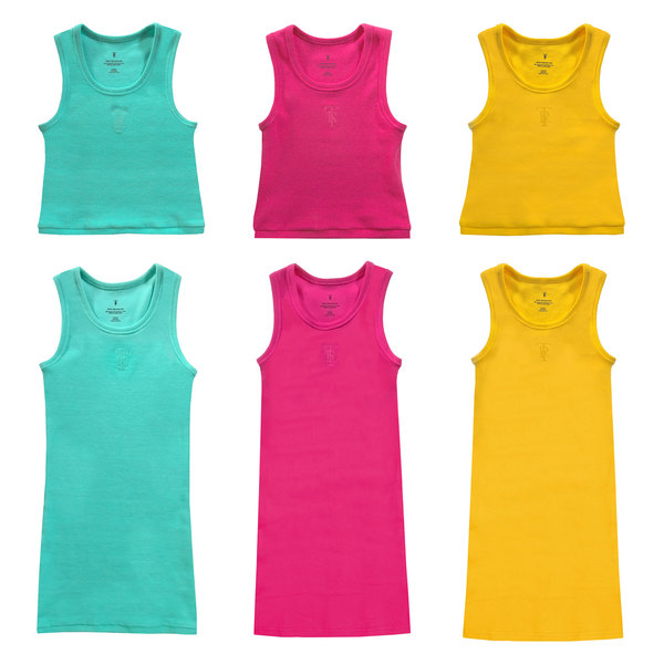Teal, Yellow, Pink Wife Protector 3-Pack Bundle thumb