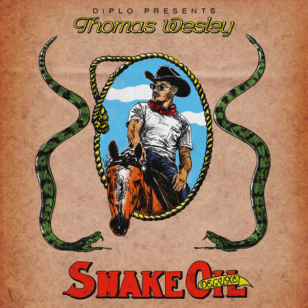 [DIGITAL] Diplo Presents Thomas Wesley Chapter 1: Snake Oil DELUXE Download thumb
