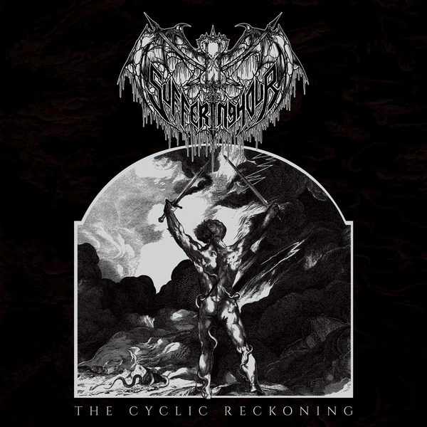 [PRE-ORDER] Suffering Hour: The Cyclic Reckoning CD (Ships week of Feb. 19th, 2021) thumb