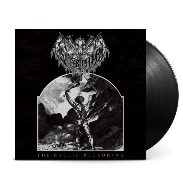 [PRE-ORDER] Suffering Hour: The Cyclic Reckoning Vinyl LP (Ships week of Feb. 19th, 2021) thumb
