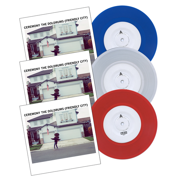 [PRE-ORDER] The Doldrums (Friendly City) Vinyl 7