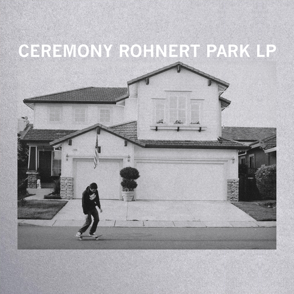 [PRE-ORDER] Rohnert Park Silver 10 Year Anniversary Edition Vinyl LP (Ships week of Mar. 12th, 2021) thumb