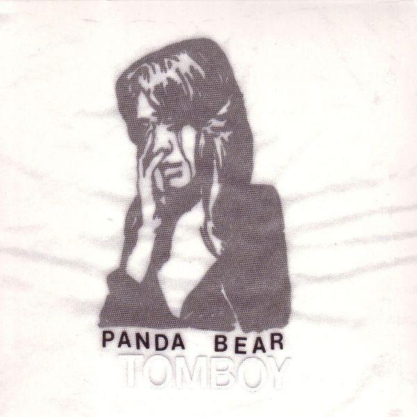 Panda Bear: Tomboy CD thumb